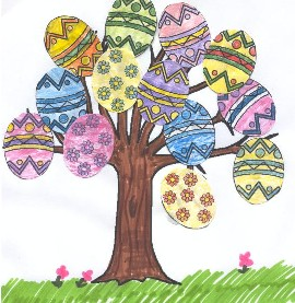 Easter Egg Crafts For Kids