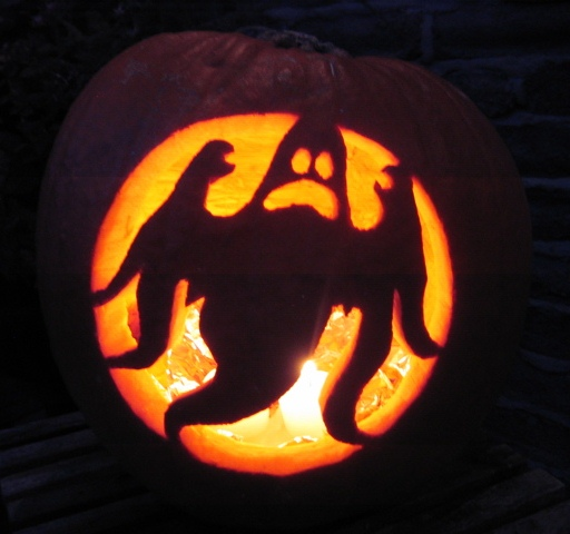 Scary Pumpkin Carving Patterns: Scary Pumpkin Carving Stencils Online