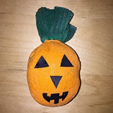 pumpkin sock craft