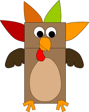 Easy Thanksgiving Crafts For Pre School Children