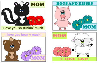 dltk mothers day coloring pages - photo#10