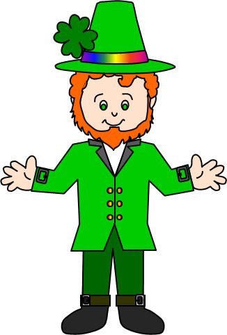 photograph about Printable Leprechaun Story known as Molly Murphy and the Scorched Leprechaun