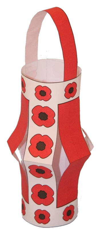 Remembrance Day Lantern Craft