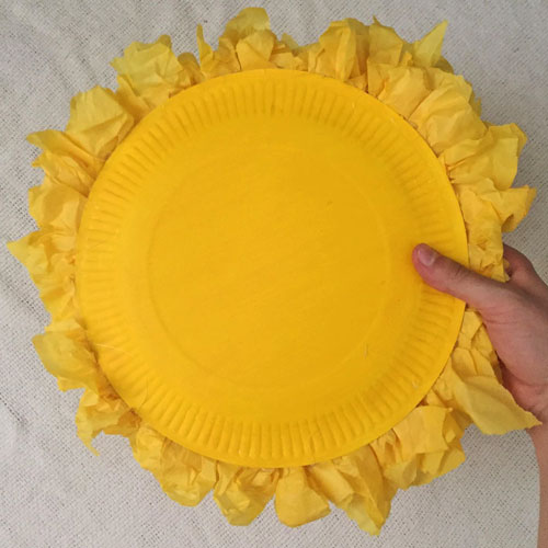 sunshine maraca craft