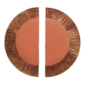 pie paper plate craft  sc 1 st  DLTK-Holidays & Pumpkin Pie Paper Plate Craft
