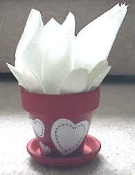 valentine's day party pot