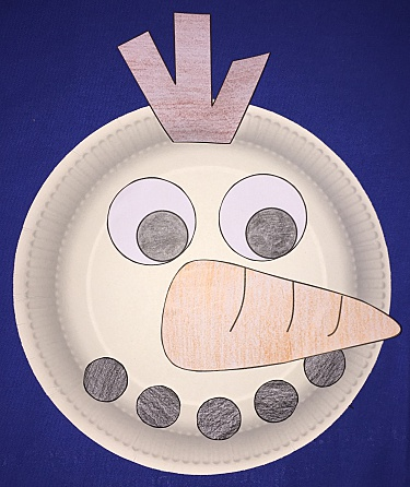 : paper plate craft images - pezcame.com