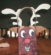 Reindeer Container Craft